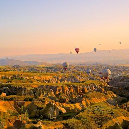 Turcija: No Stambulas līdz Kapadokijai