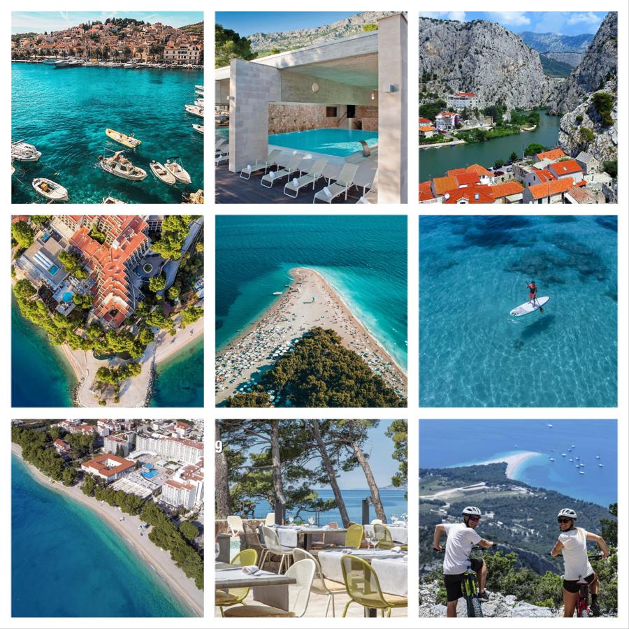 Horvātija - Labākās viesnīcas