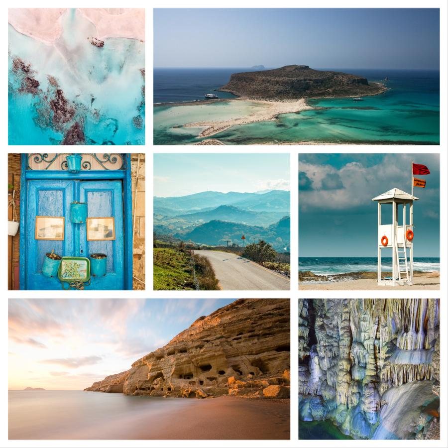 Krētas sala - Ceļojumi