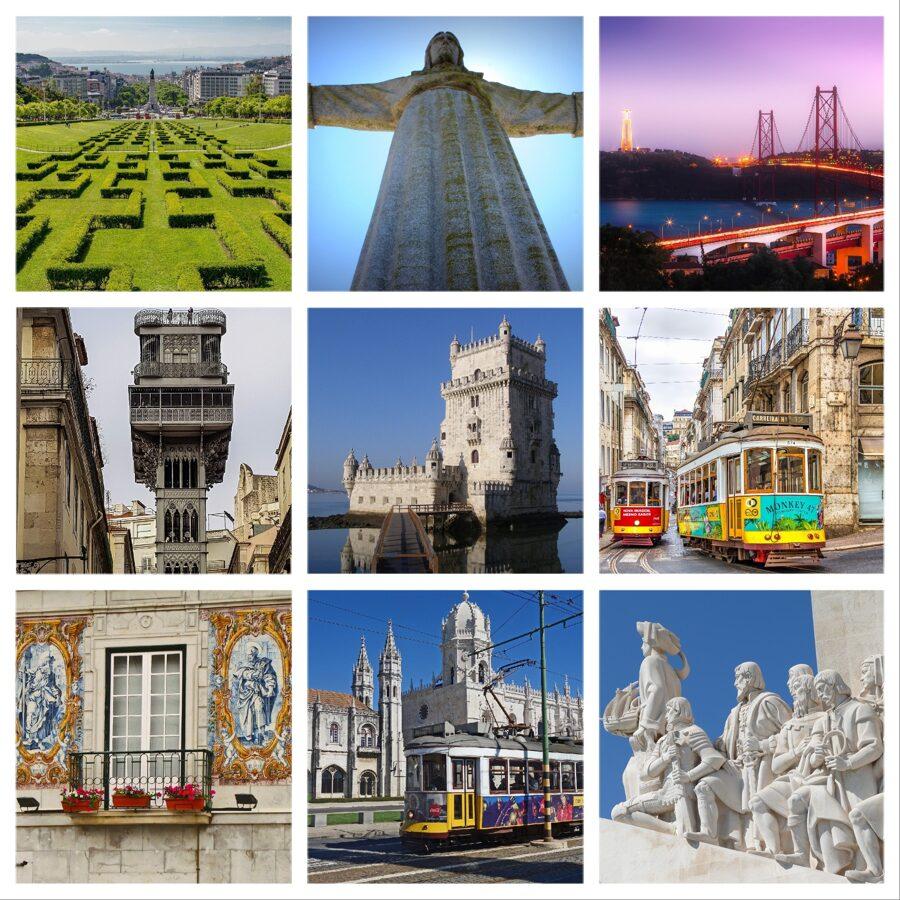 Portugāle - Lisabona