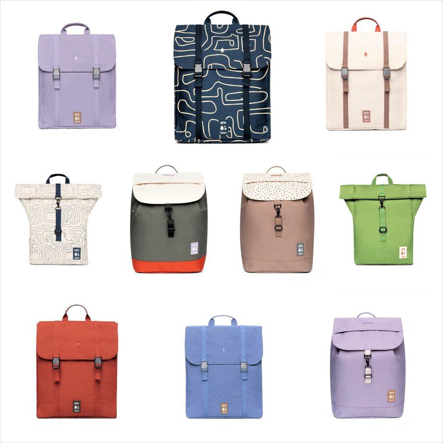 Inovatīvas somas no pārstrādāta materiāla - Dreamcreator EcoBagShop