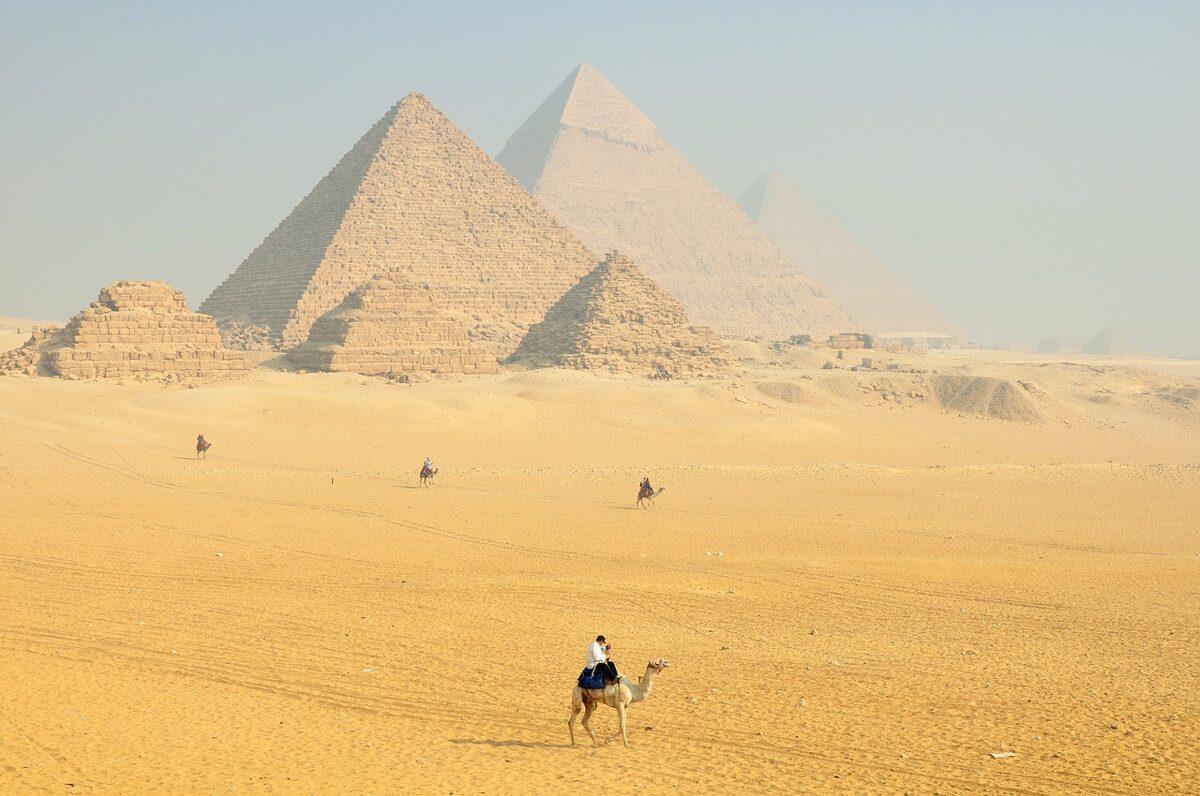 Ēģipte - Ceļojumi 2021